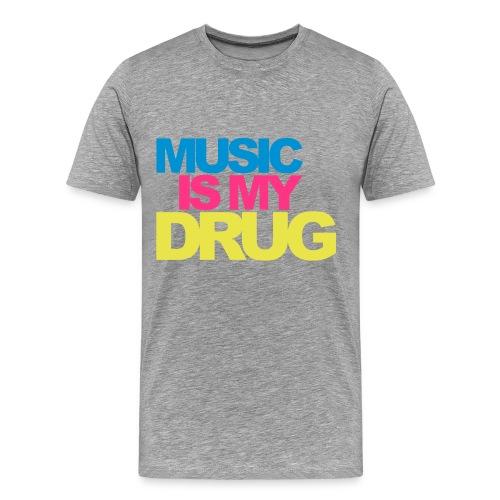 swag music - T-shirt Premium Homme