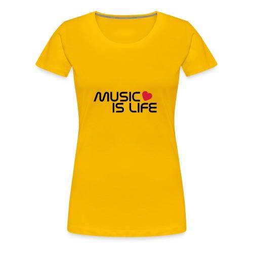 Cute! - Vrouwen Premium T-shirt
