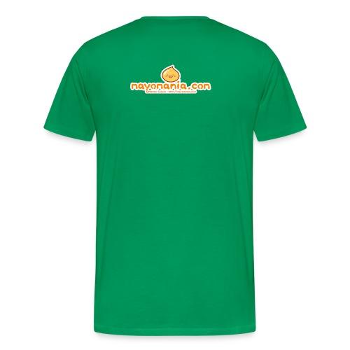 Mayopy face - Men's Premium T-Shirt