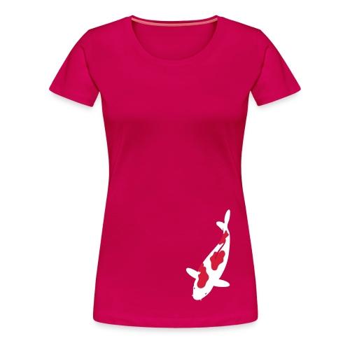Inkl. Deinem Usernamen - Frauen Premium T-Shirt