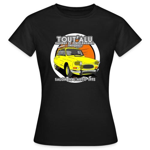 AMI 8 TOUT'ALU - T-shirt Femme