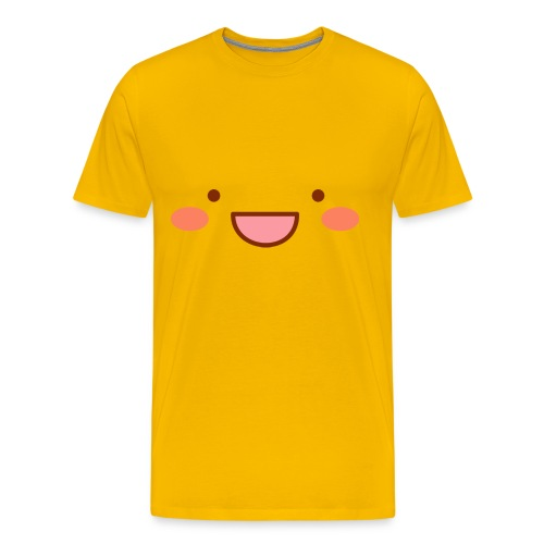 Mayopy face - Men's Premium T-Shirt