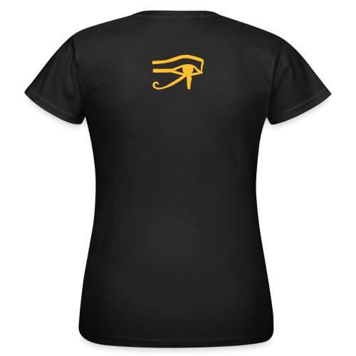 egypt - T-skjorte for kvinner