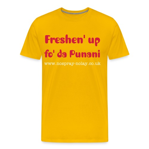 Freshen' up - Men's Premium T-Shirt