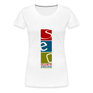 Tee shirts ~ T-shirt Premium Femme ~ Search Engine Optimization
