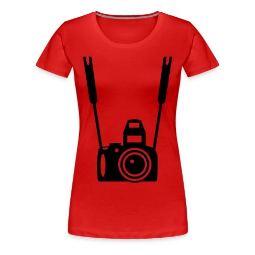 Fotografa! - Camiseta premium mujer