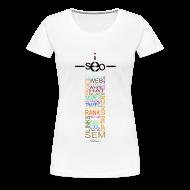 Tee shirts ~ T-shirt Premium Femme ~ Phare SEO (Collector)