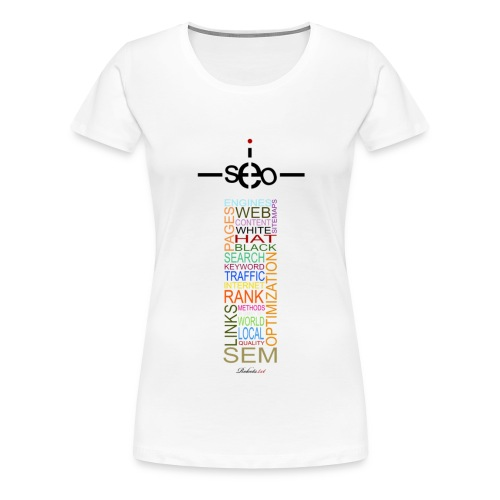 Phare SEO (Collector) - T-shirt Premium Femme