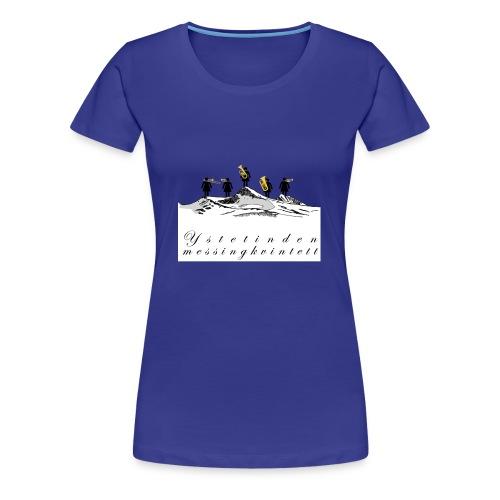 Ymk 4 - Premium T-skjorte for kvinner