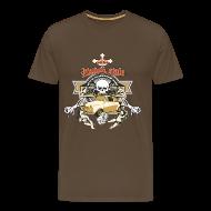 T-Shirts ~ Men's Premium T-Shirt ~ Spaghetti Guns