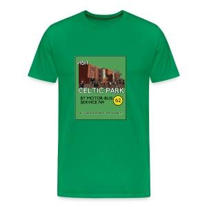 Visit Celtic Park - Men's Premium T-Shirt
