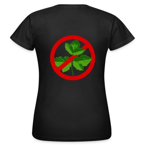 Gierschbuster! - Frauen T-Shirt