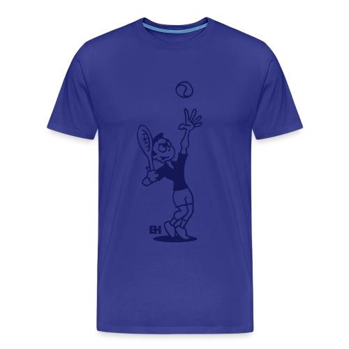 Tennis - Men's Premium T-Shirt