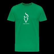 T-skjorter ~ Premium T-skjorte for menn ~ UV-logo standard mann