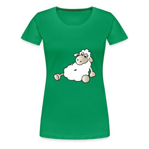 Lazy Vince - Frauen Premium T-Shirt