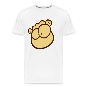 Big Sheep Shirt - Männer Premium T-Shirt