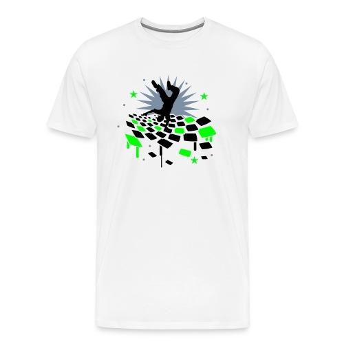 Dance to... - Männer Premium T-Shirt