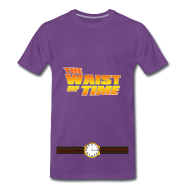 T-Shirts ~ Men's Premium T-Shirt ~ The Waist of Time