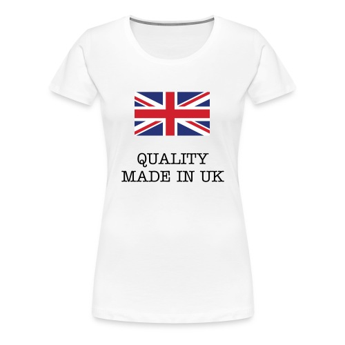 QUALITY - Women's Premium T-Shirt