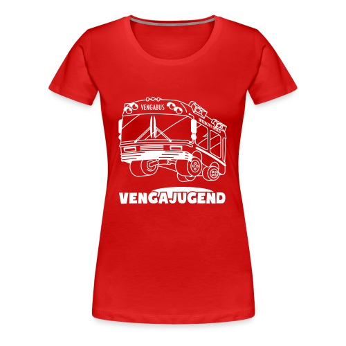 Kiss when the sun don't shine - Frauen Premium T-Shirt