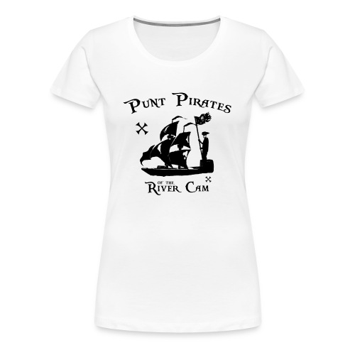Punt Pirates - Women's Premium T-Shirt