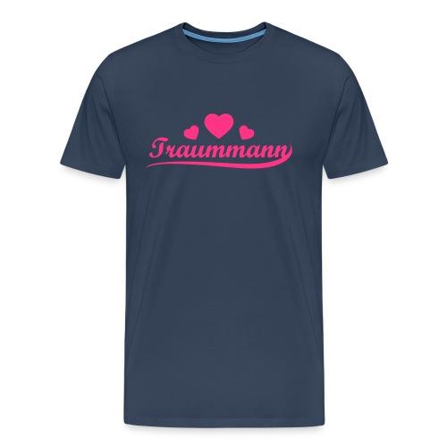 Traummann - Männer Premium T-Shirt