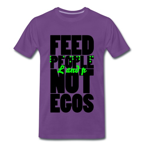 Feed People - T-shirt Premium Homme