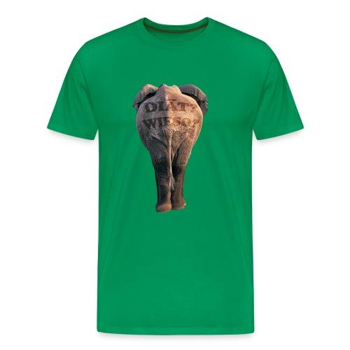 Diät - Männer Premium T-Shirt