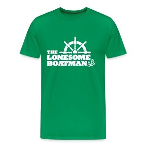 The Lonesome Boatman - Men's Premium T-Shirt