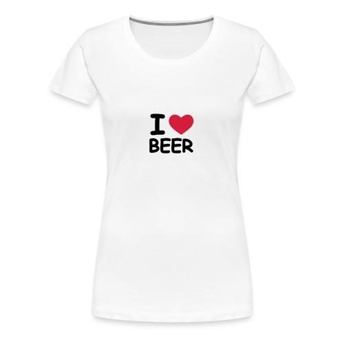 Alcool2 - T-shirt Premium Femme