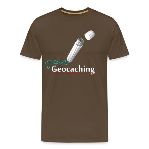 Geocaching extreme - Männer Premium T-Shirt