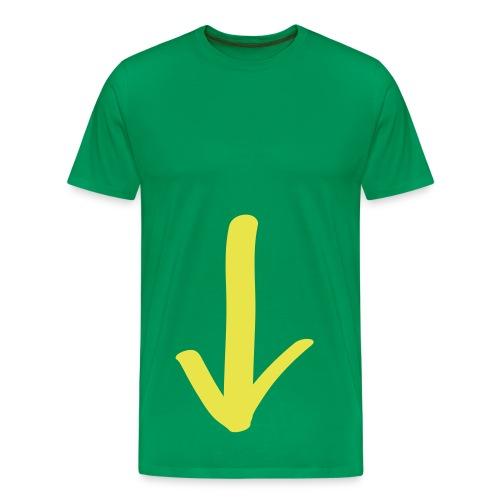 U JELLY?, T-shirt - Premium-T-shirt herr