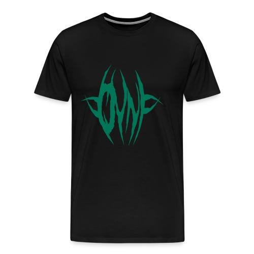 OVNI Green Men - Men's Premium T-Shirt