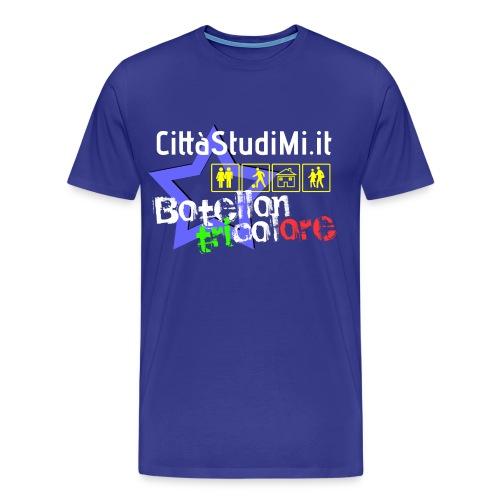 Botellon Tricolore - Maglietta Premium da uomo