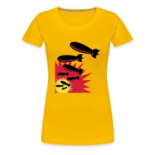 Ker-Bang - Women's Premium T-Shirt