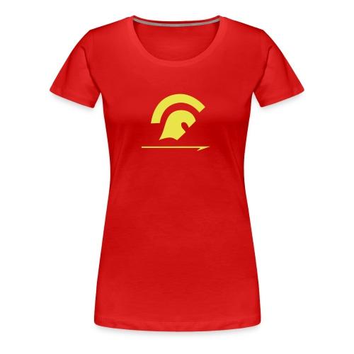 Tshirt (F) - Women's Premium T-Shirt