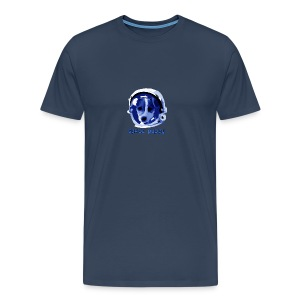 Space Puppy XL - Men's Premium T-Shirt