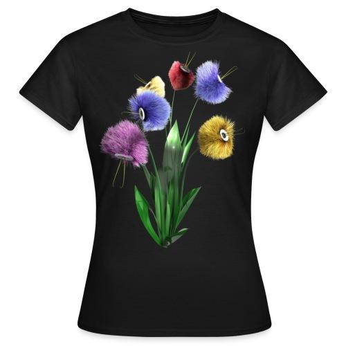 Blumenstrauss - Frauen T-Shirt