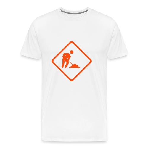 T-Shirt Homme - Détails ================ \/ - T-shirt Premium Homme