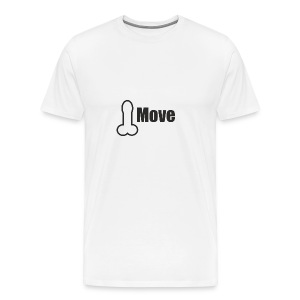 Dick Move XL - Men's Premium T-Shirt