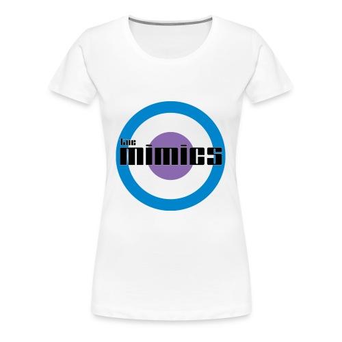The Mimics - Lady T - Women's Premium T-Shirt