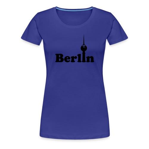 Berlin Motiv - Frauen Premium T-Shirt