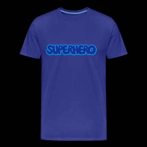 SUPERHERO - Men's Premium T-Shirt
