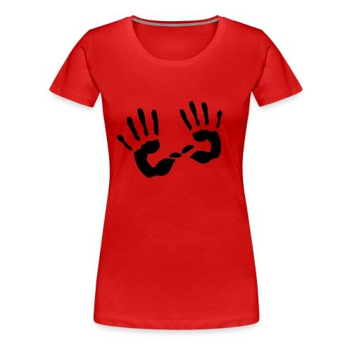 Se mira pero no se toca! - Camiseta premium mujer