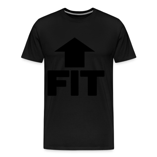 Fit Tee - Men's Premium T-Shirt