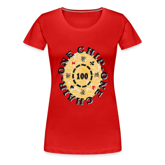 54234edfd1446 www.target-tournament.com   Tee-shirt couleur femme One chip one ...