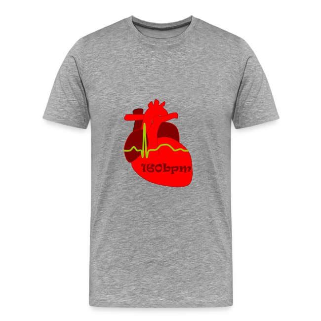 160BPM | Men's Premium T-Shirt