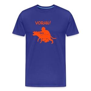 Rettungshund - Männer Premium T-Shirt