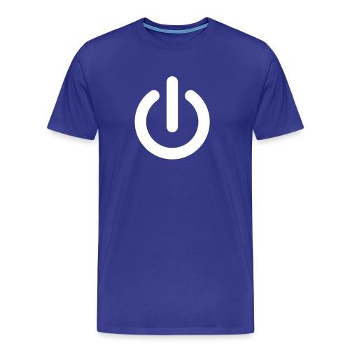 Power On - Men's Premium T-Shirt