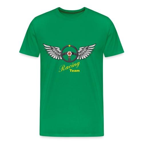 Cars racing team t-shirt - Men's Premium T-Shirt